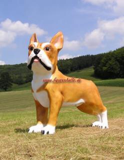 XXL Hund Französische Bulldogge als riesen Werbefigur - Vorschau 2