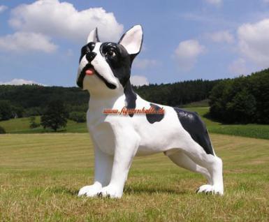 XXL Hund Französische Bulldogge als riesen Werbefigur - Vorschau 3