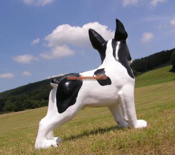 XXL Hund Französische Bulldogge als riesen Werbefigur - Vorschau 5