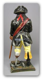 Seeräuber oder Pirat als Dekorationsfigur Figur - Vorschau 3