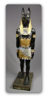 Ägyptischer Anubis Statue Figur Dekoration Ägypten