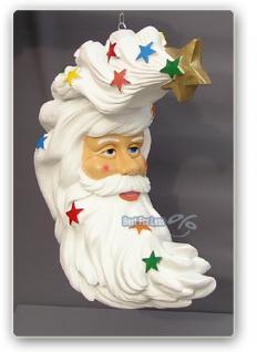 Weihnachtsmann Figur Weihnacht Dekoration Skulptur