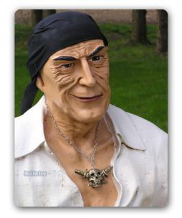 Pirat Seeräuber Dekofigur Figur Lebensgroß Statue - Vorschau 3