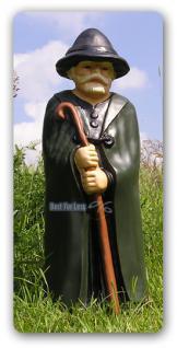 Schäfer Berg Alm Dekofigur Gartenfigur Figur Deko - Vorschau 1