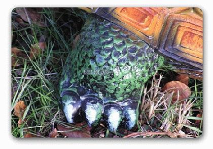 Schildkröte als Dekofigur für den Garten - Vorschau 3