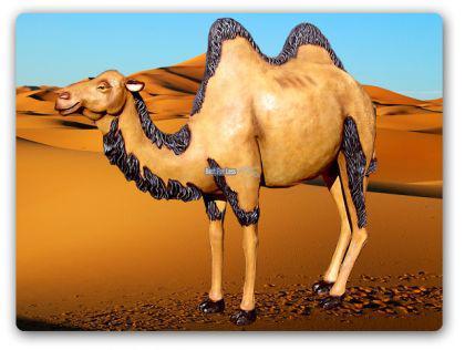 Kamel Figur Skulptur Wüsten Dekoration und Deko