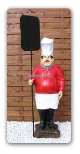 Koch Kundenstopper Werbeaufsteller Werbetafel Deko