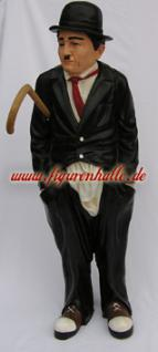 Charles Chaplin Deckofigur mit Stock Figur Deko - Vorschau 2