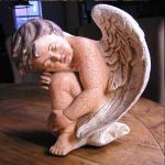Engel Engelchen Romantisch Shabby Chic Figur