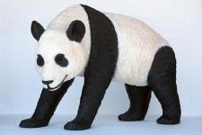 Pander Bär Deko-Figur Aufstellfigur Tierfigur Deko