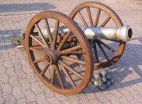 Western Kanone Deko Dekokanone Country Dixi