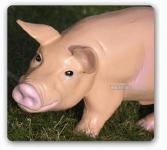 Schwein Deko-Figur Werbefigur Werbeaufsteller Deko