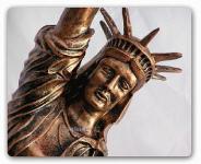 Freiheitsstatue Liberty Figur als Aufstellfigur