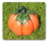 Kürbis Dekofigur Herbst Halloween Deko Dekoration