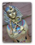 Pharaoh Tutanchamun Ägyptische Statue Figur