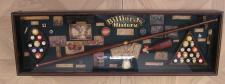 Pool Billard Vitrine Billiards History Deko Schild Salon