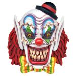 Clown Horror Fratze Clowns Figur Statue Wanddekoration Deko