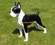 Boston Terrier Figur Statue Dekoration Figur