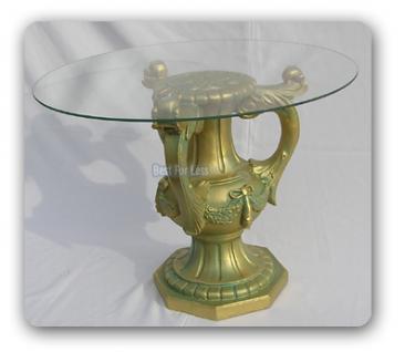 Beistelltisch in Antikoptik Wohnmöbel Tisch Möbel - Vorschau 1