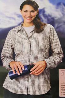 Damen Outdoor und Trekking Bluse - Vorschau