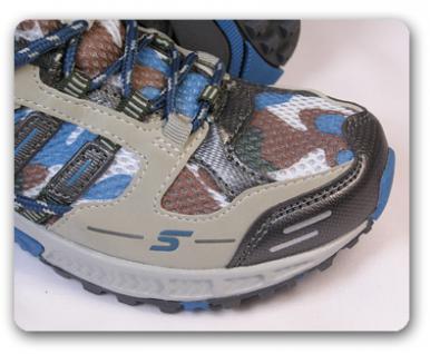 Coole Kinder Sportschuhe Sneaker Camouflage Schuhe - Vorschau 2