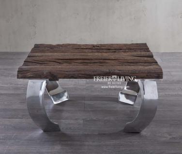Treibholz Couchtisch Schwemmholz Tisch Massivholz Wohnzimmertisch Möbel Deko - Vorschau 3
