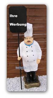 Koch Kundenstopper Werbeaufsteller Werbetafel Deko - Vorschau 2