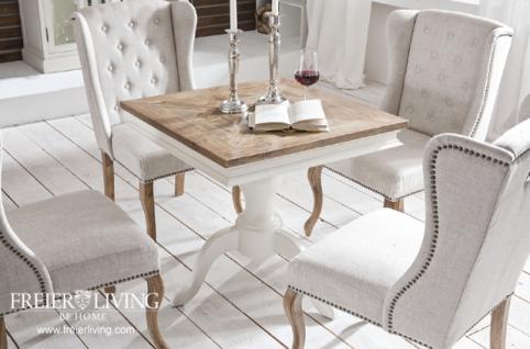 esstisch quadratisch online bestellen bei yatego. Black Bedroom Furniture Sets. Home Design Ideas