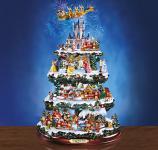 Beleuchteter Weihnachtsbaum Die wundervolle Welt von Disney