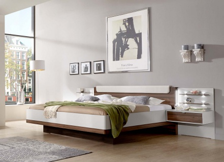nachttisch nussbaum online bestellen bei yatego. Black Bedroom Furniture Sets. Home Design Ideas