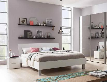bett kopfteil wei g nstig online kaufen bei yatego. Black Bedroom Furniture Sets. Home Design Ideas