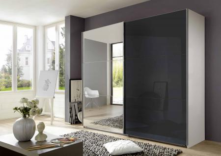 schrank glas wei g nstig online kaufen bei yatego. Black Bedroom Furniture Sets. Home Design Ideas