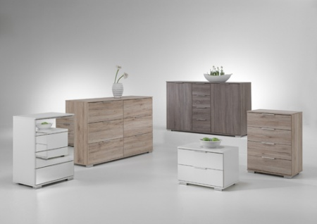 kommode in eiche sonoma s gerau nachbildung kaufen bei. Black Bedroom Furniture Sets. Home Design Ideas