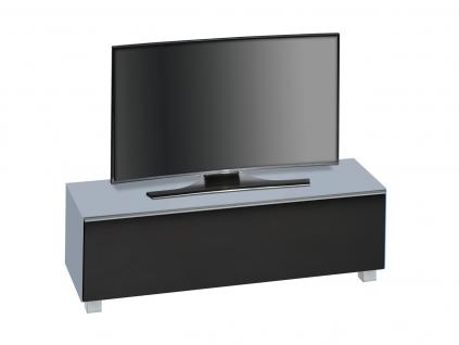 tv lowboard mit glas online bestellen bei yatego. Black Bedroom Furniture Sets. Home Design Ideas