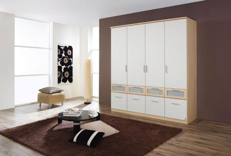 kleiderschrank wei buche g nstig kaufen bei yatego. Black Bedroom Furniture Sets. Home Design Ideas