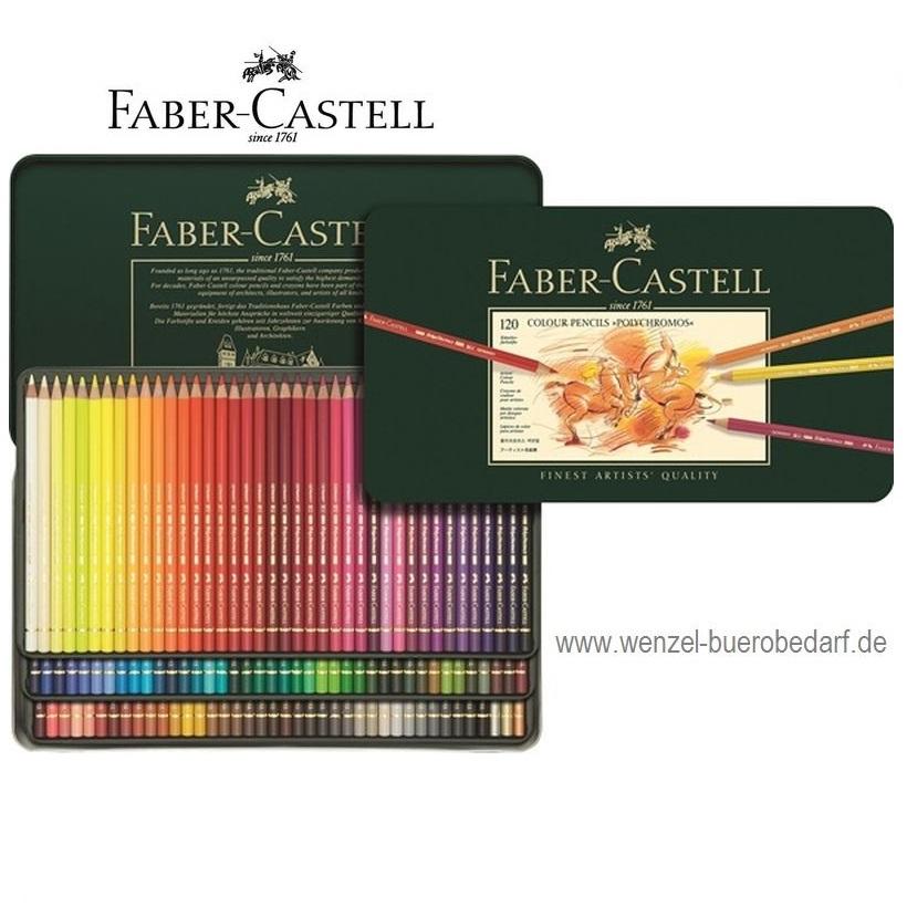 Faber Castell Polychromos Künstlerstifte 110011
