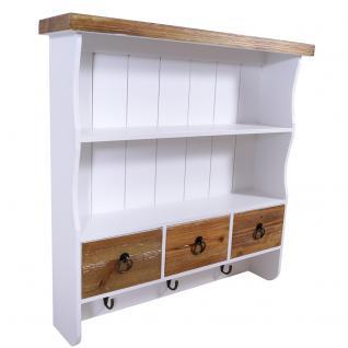 wandgarderobe wei g nstig online kaufen bei yatego. Black Bedroom Furniture Sets. Home Design Ideas