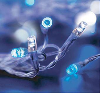 Weihnachtsbeleuchtung / Lichterketten 100 Lichter Fantasy LED Light - Vorschau 1