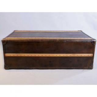 couchtisch richmond vintage leder holz kaufen bei mehl wohnideen. Black Bedroom Furniture Sets. Home Design Ideas