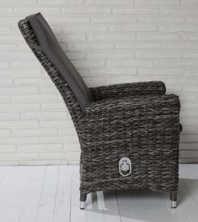 Positionsstuhl Sylt in grau - Vorschau 3