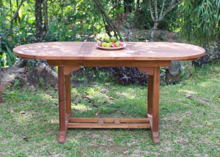 "Tisch ""Capri"" 130 cm, Teakholz - Vorschau 1"