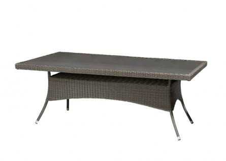 "Dining Table ""Neapel"" in ""Grey Mix"" - Vorschau"