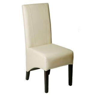 Esszimmerstuhl Stuhl Klassik creme - Vorschau 1