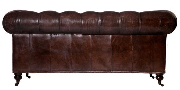 Chesterfield-Sofa 3-Sitzer - Vorschau 2