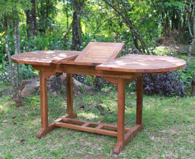 "Tisch ""Capri"" 130 cm, Teakholz - Vorschau 2"