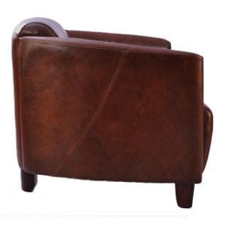 Clubsofa Rocket 2-Sitzer Vintage-Cigar - Vorschau 2