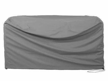 Atmungsaktive Schutzhülle in grau für die Liegeinsel Beach Lounge - Vorschau 1