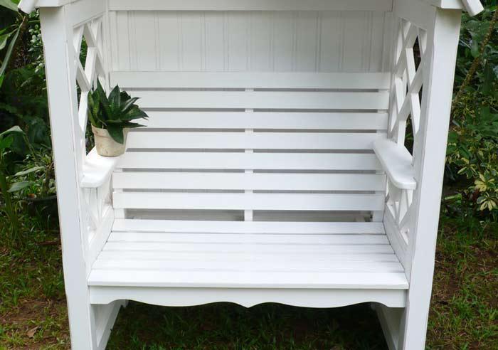 laubenbank bali philosophenbank mahagoni holz kaufen bei mehl wohnideen. Black Bedroom Furniture Sets. Home Design Ideas