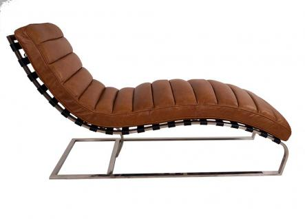 Relax-Liege Corona Columbia Brown Vintage Leder 2