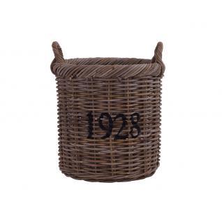 "Korb ""1928"" Ø ca. 40 cm"